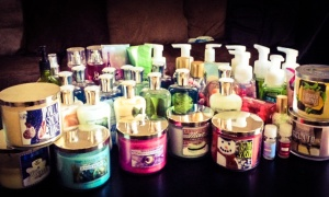 Bath & Body Works Semi Annual Sale Haul
