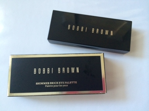 Limited Edition Bobbi Brown Shimmer Brick Sequin Eyeshadow Palette