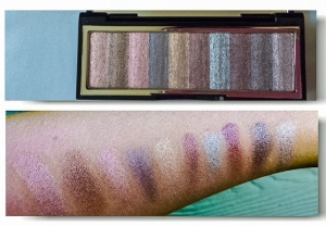 Bobb iBrown Sequin Shimmer Brick Eye Swatches