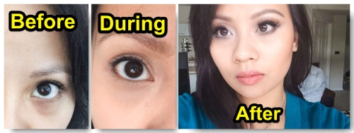 dark circles, how to conceal dark circles, coon eyes, beautysins, concealer, coon eyes