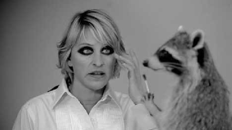 coon eyes, raccoon,dark circles, beautysins, concealer,makeup,