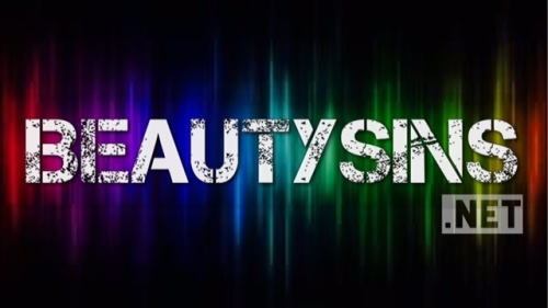 Beautysins banner, beauty blog,makeup