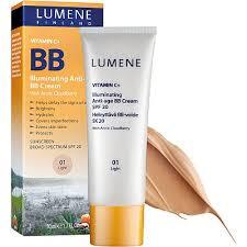 Lumene BB Cream, bb cream, multi-use products,