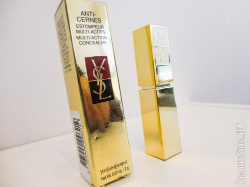 YSL stick concealer, YSL multi-action concealer, YVES SAINT LAURENT ANTI-CERNES
