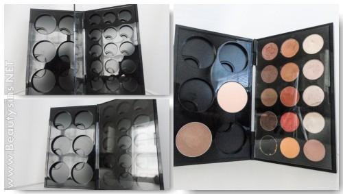 mac cosmetics, mac palettes, mac blush palette, mac eyeshadow palette, mac pro palette